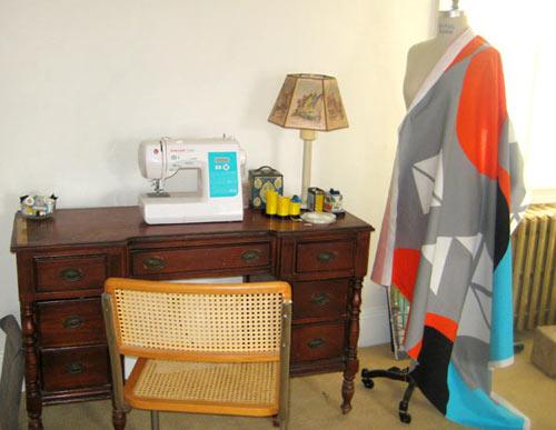 marimekko-fabric-draping