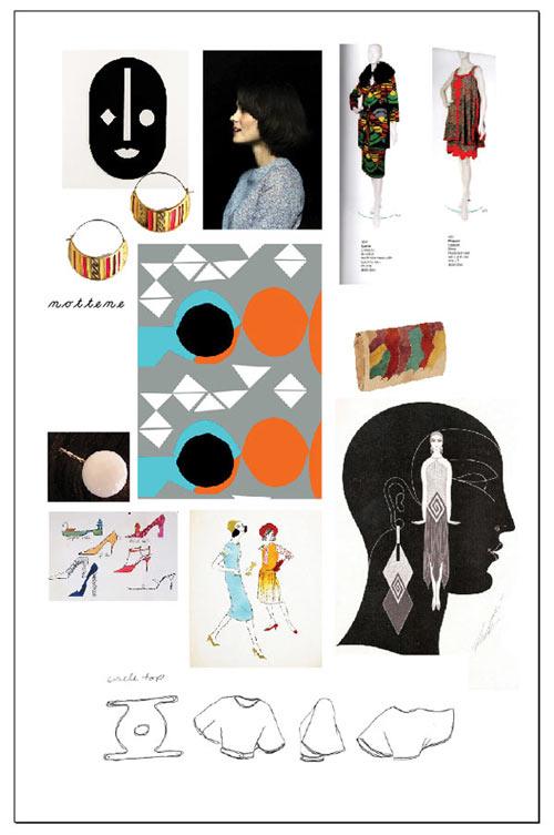 marimekko-fashion-design-nottene-astro-moodboard