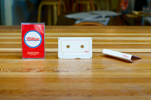 Make Modern Day Mixtapes with Milktape in technology  Category