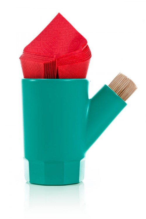 napkin-cup-holder-green-royal-vkb