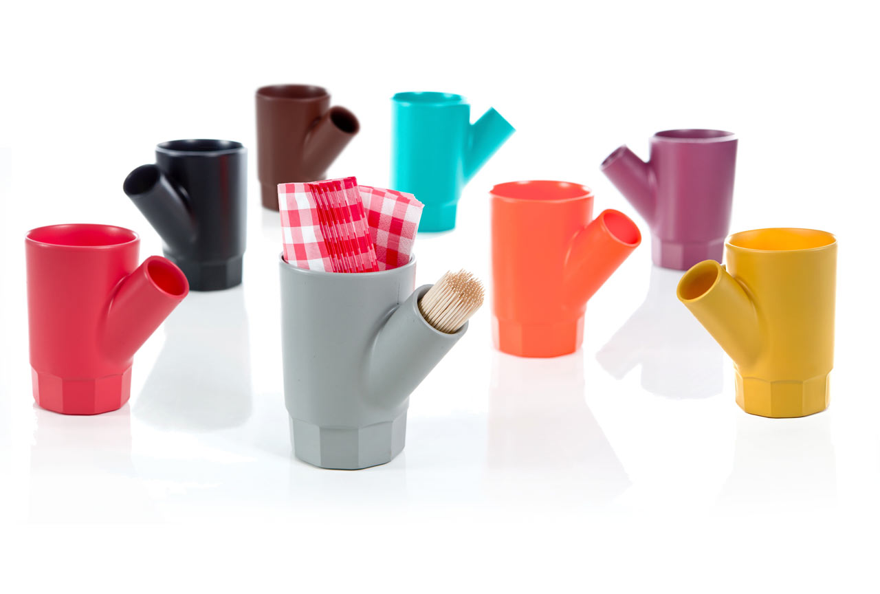Napkin Cup by Royal VKB