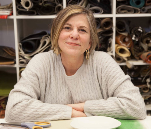 Where I Work: Sandy Chilewich