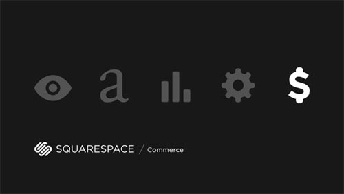 Sell Your Work With Squarespace Commerce in technology sponsor  Category