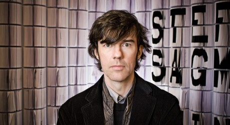 Friday Five with Stefan Sagmeister