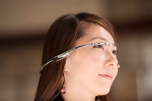 Telepathy One Wearable Device