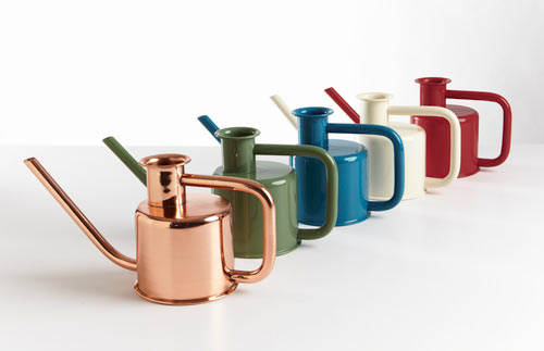 Paul Loebach + Kontextür Design Sleek Watering Can, Plants Everywhere Rejoice in home furnishings  Category