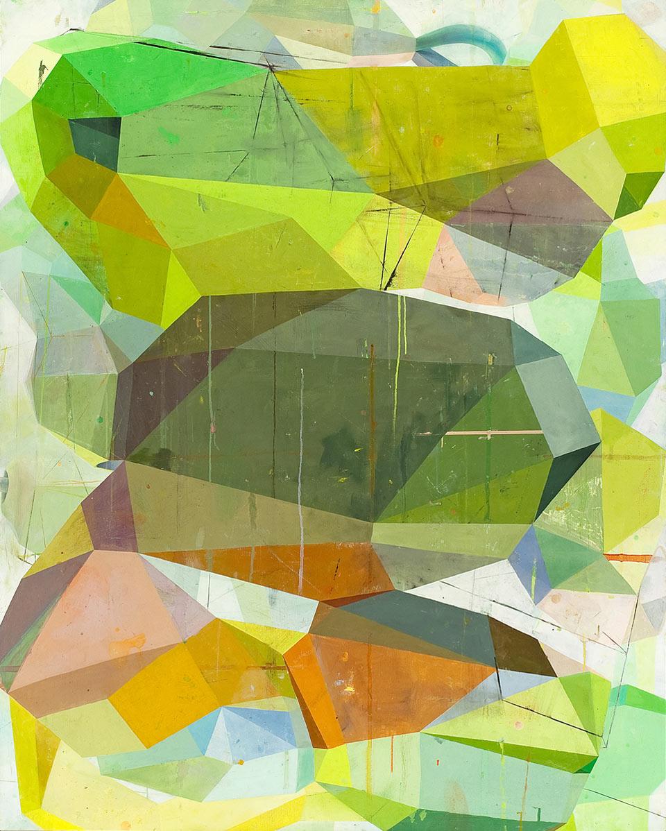 Geometric and Natural Art by Deborah Zlotsky