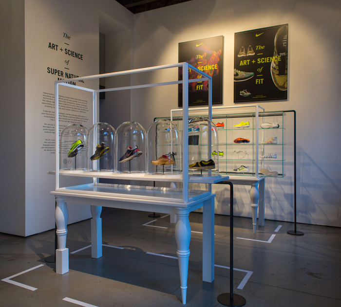 The Art + Science of Super Natural Motion by NIKE