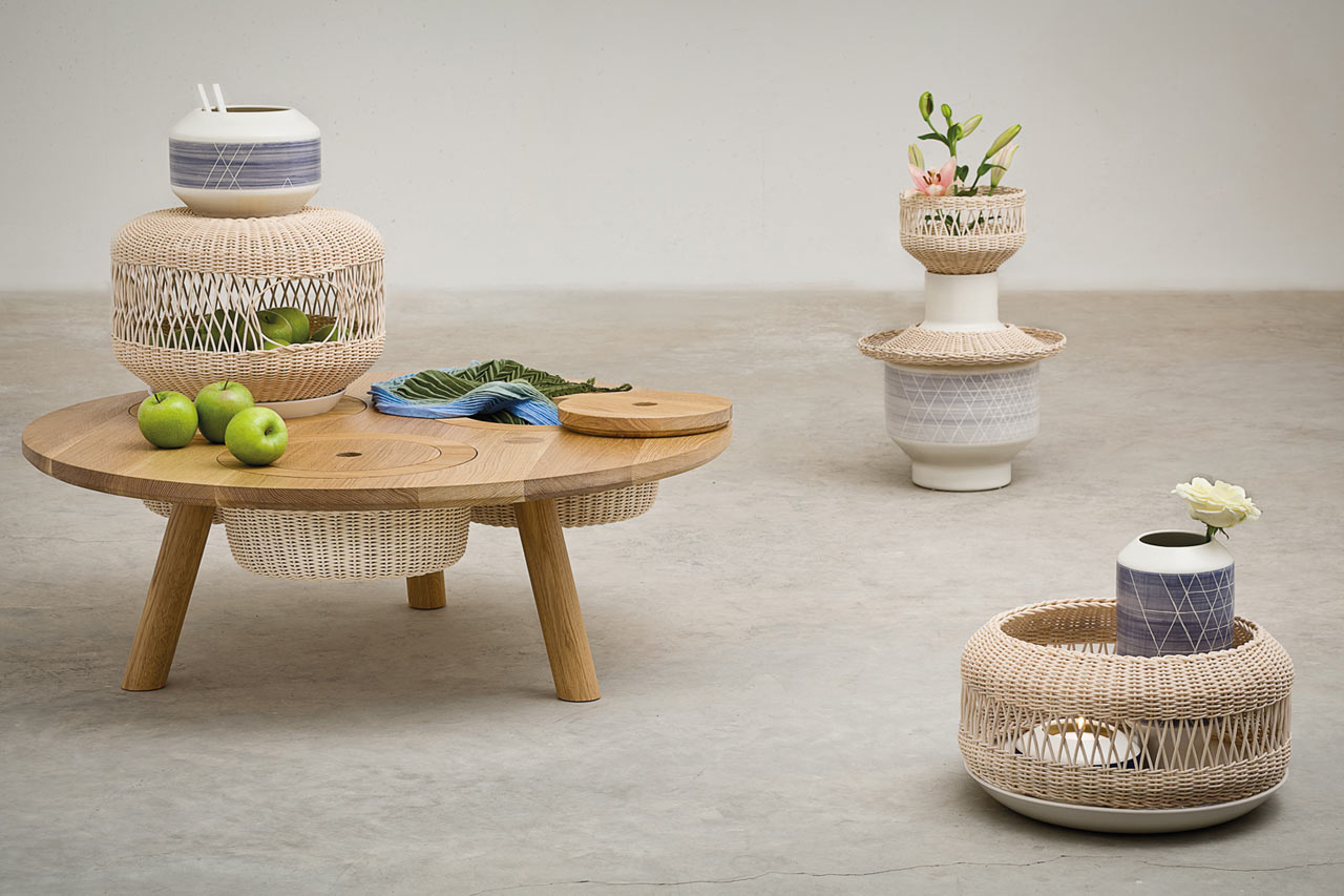 Decor Networking: &ability Table by Alberto Fabbian