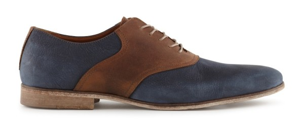 Oxford Saddle Shoe, Kolwyck