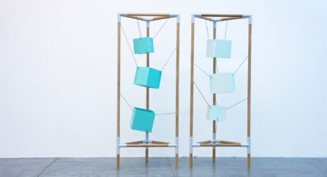 Storing Memories: Synapse Cabinet by Alexandra Denton