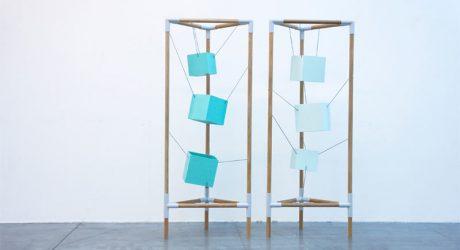 Storing Memories: Synapse Cabinet by Alexandra Denton