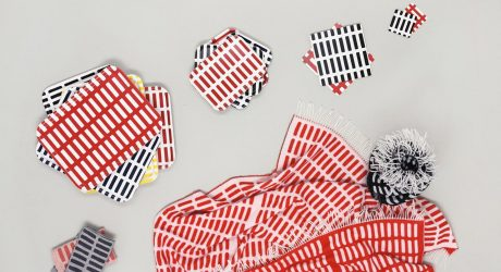 Graphic Textiles: abc Collection by Artek