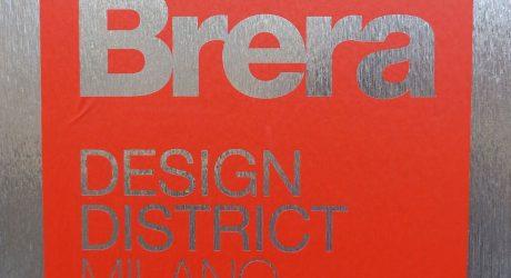 Milan 2013: Brera Design District