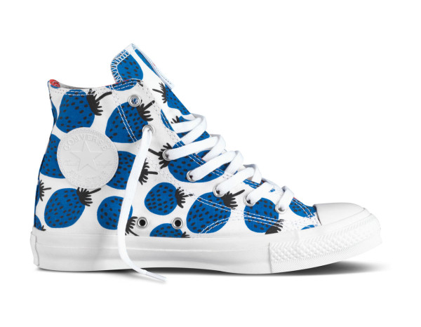 Happy Feet: Converse x Marimekko Shoes Spring 2013 ...