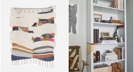 Using Paint Palettes To Create Artwork-Inspired Furniture