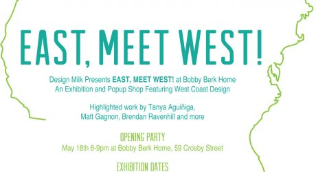 Reminder: East, Meet West! At Bobby Berk Home