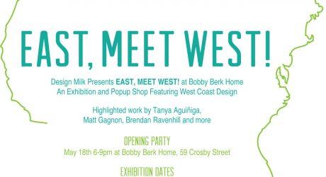 Reminder: East, Meet West! At Bobby Berk Home