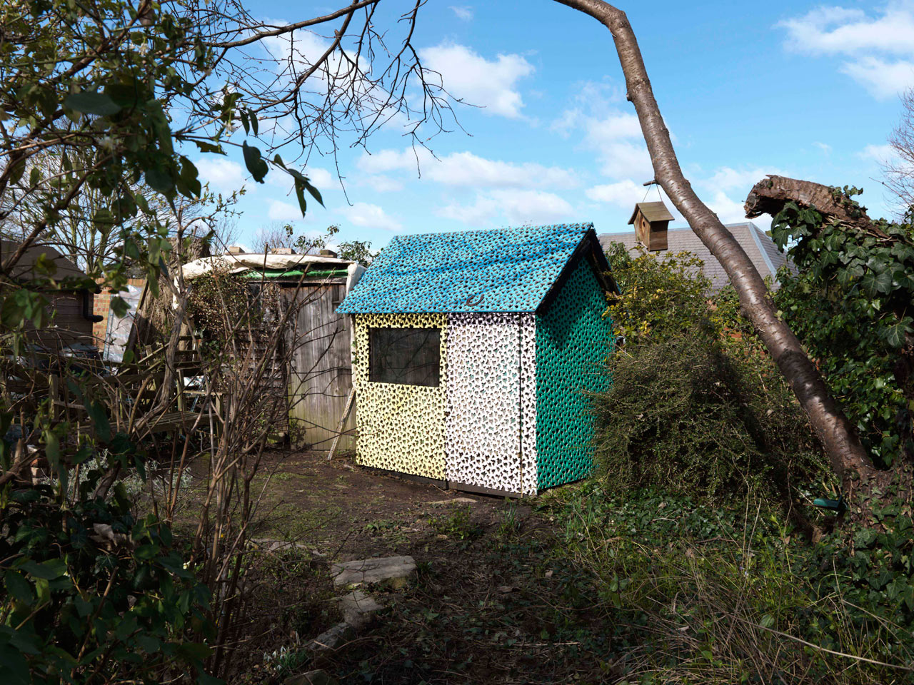 Britain's Ugliest Shed Gets Some Love From Eley Kishimoto