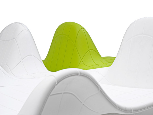 Form Follows Function: F3 by Fabio Novembre for Vondom in main home furnishings  Category
