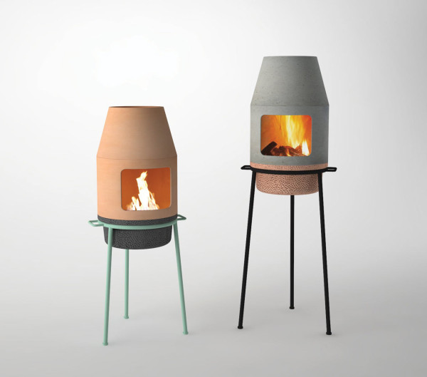 Faro Mini Fireplace by Rui Pereira & Ryosuke Fukusada in main home furnishings  Category