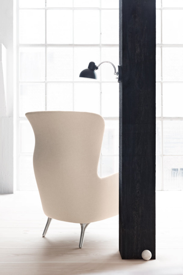 Fritz Hansen Sessel Ro : Ro An Easy Chair By Jaime Hayon For Fritz Hansen  Design