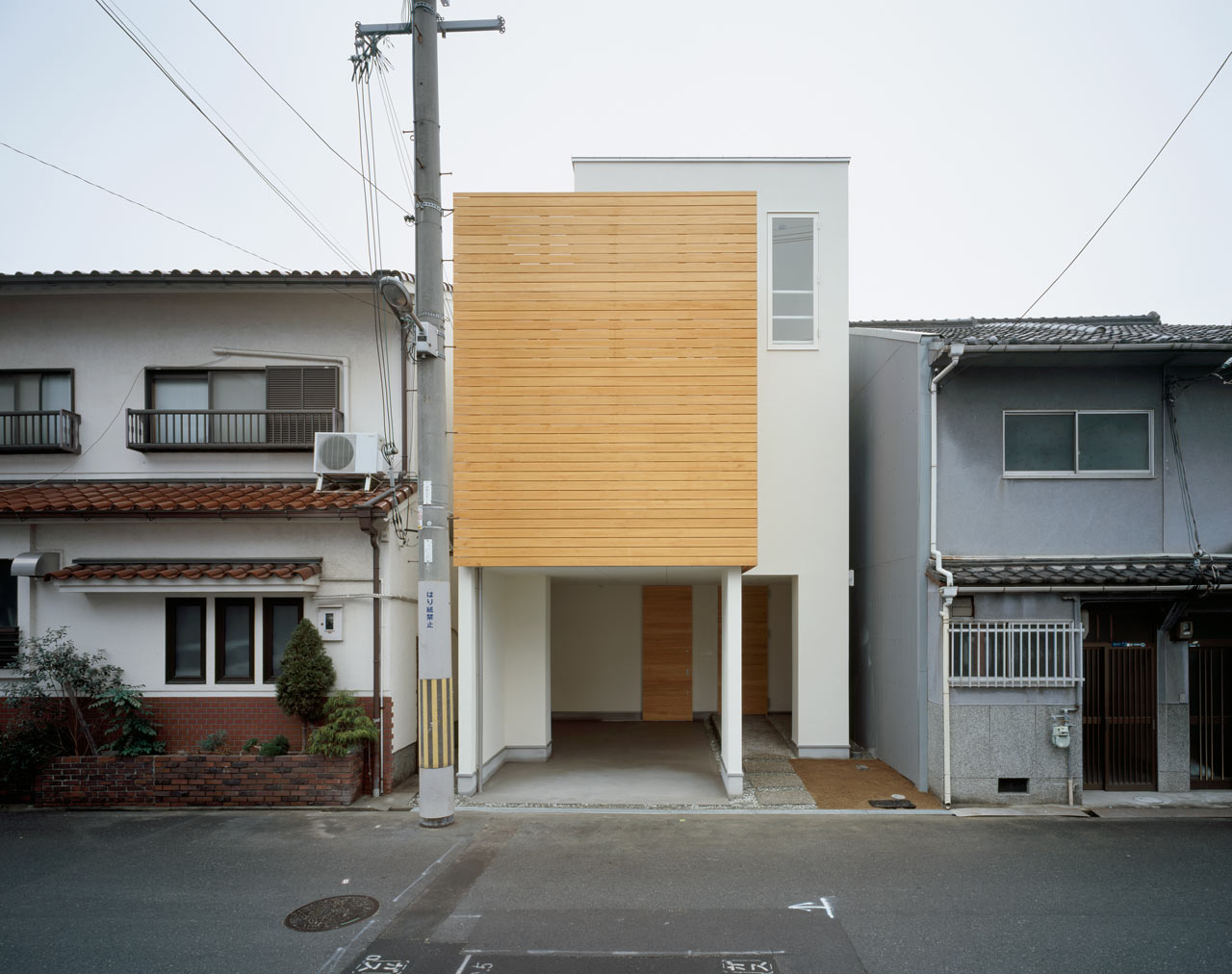 House F by Ido, Kenji Architectural Studio