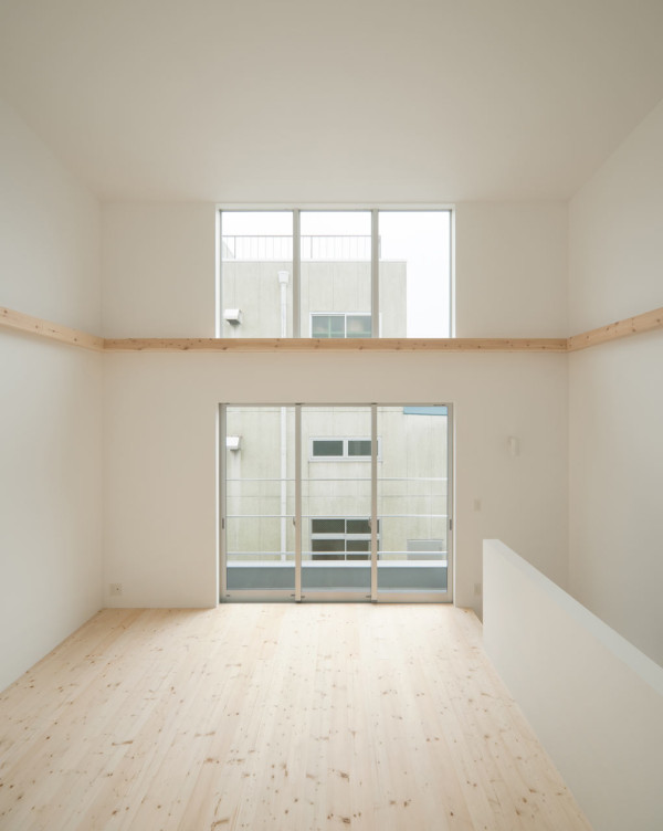 House F by Ido, Kenji Architectural Studio in main architecture  Category