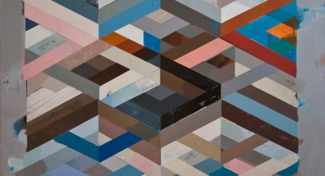 Abstract Paintings by Jeff Depner