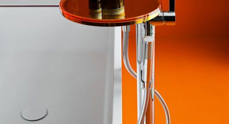 Kartell by Laufen: Bathroom Collection by Ludovica + Roberto Palomba