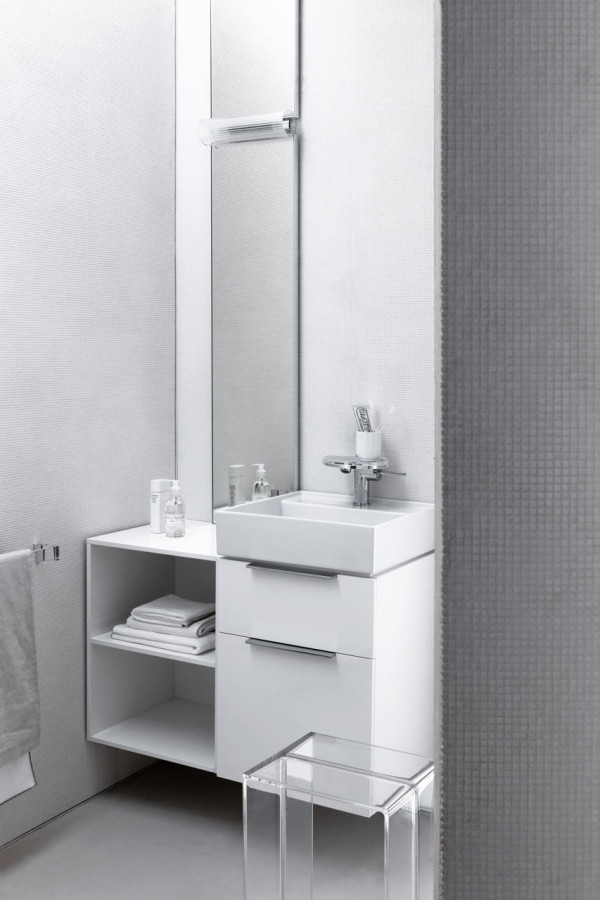kartell by laufen bathroom collection design milk. Black Bedroom Furniture Sets. Home Design Ideas