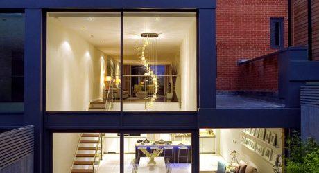 North London Townhouse Interior Design by LLI Design