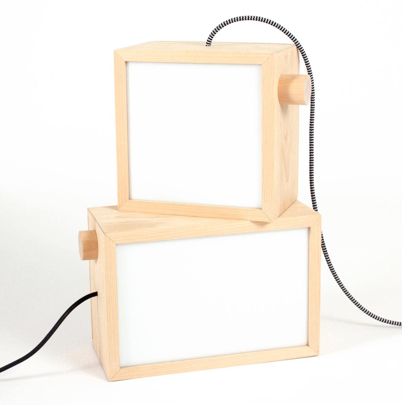 LM Magnetic Light Box by Domaas/Høgh