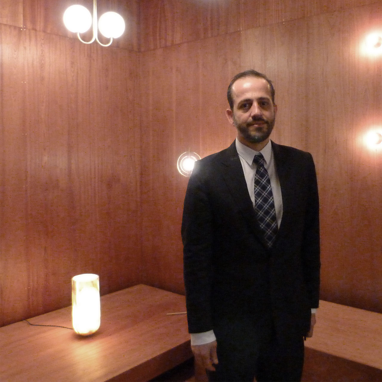 Milan 2013: An Interview with Michael Anastassiades [VIDEO]