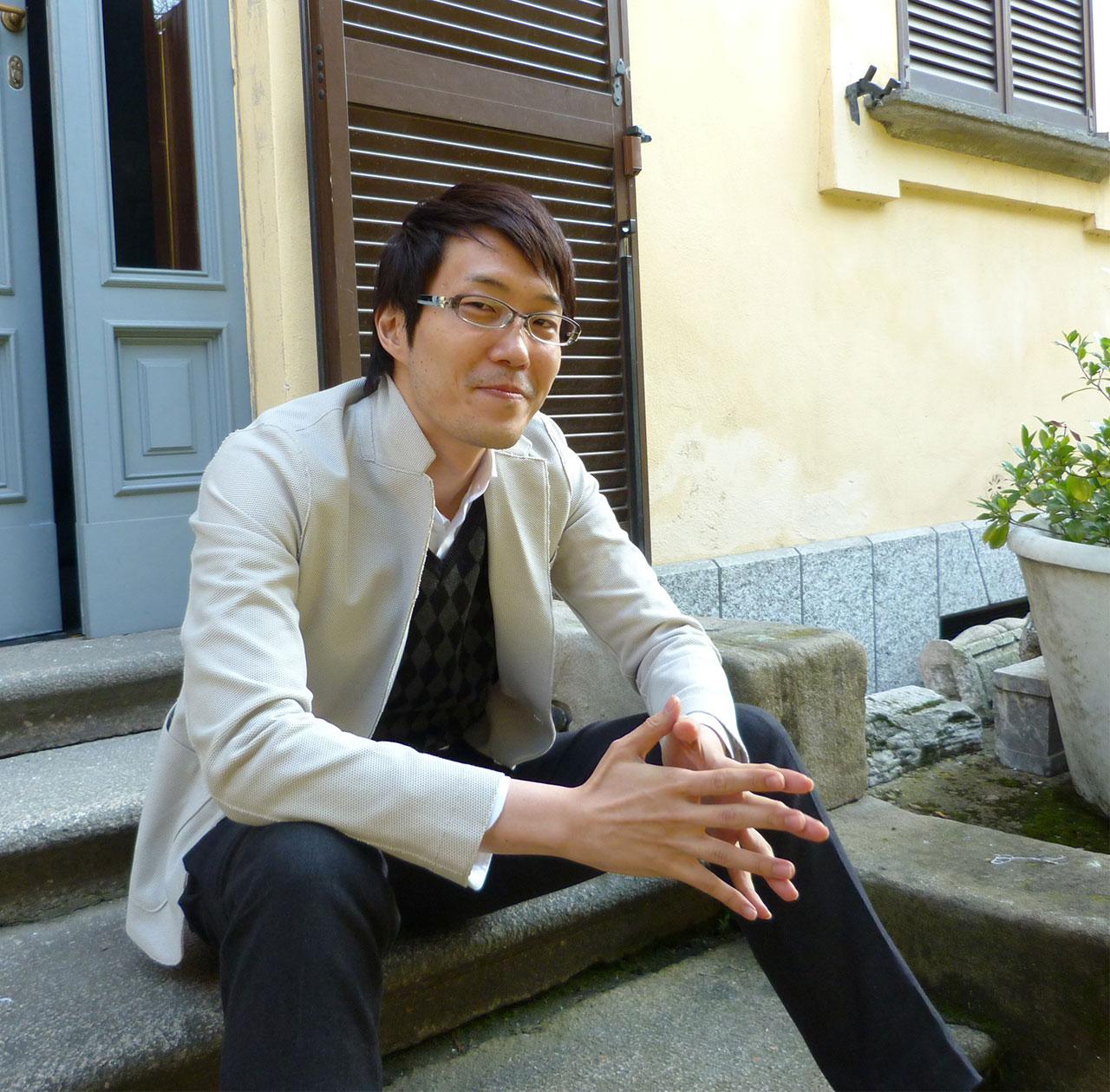 Milan 2013: Interview with Nendo's Oki Sato [VIDEO]