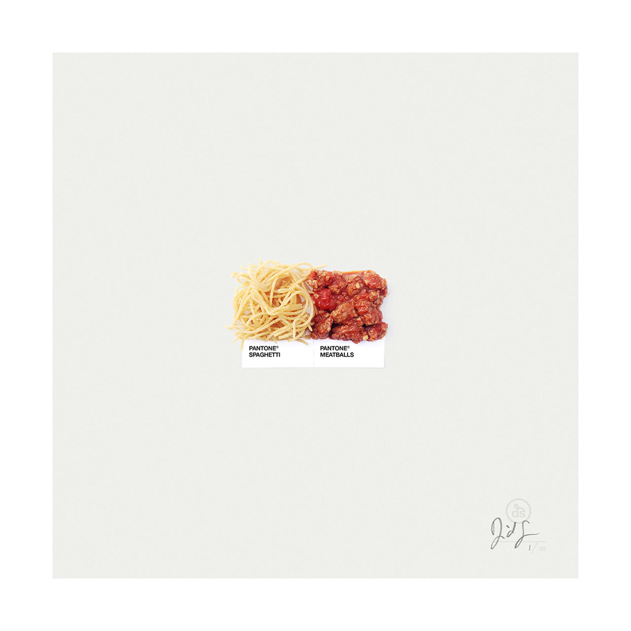 Pantone-Pairings-14_spaghetti_meatballs