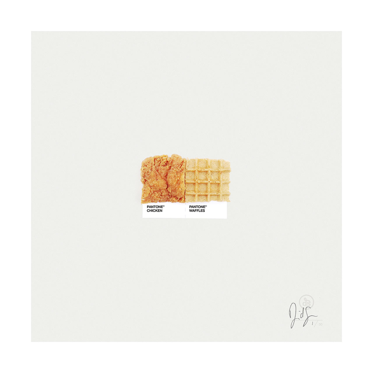 Pantone-Pairings-17_chicken_waffles