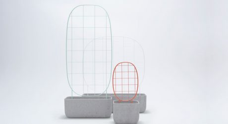 Plantrellis by Luca Nichetto for Berga
