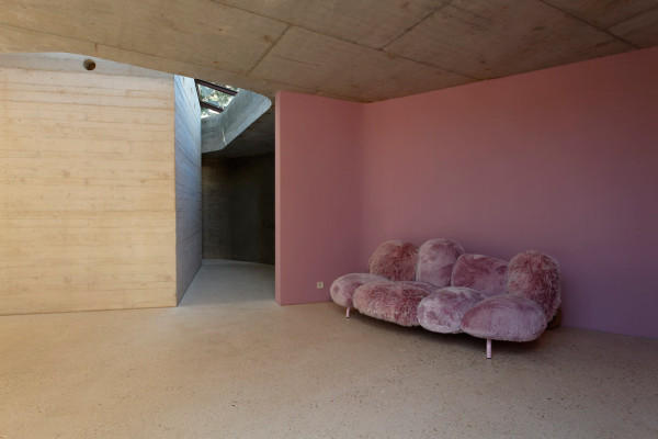Maison L by Christian Pottgiesser architecturespossibles in main architecture  Category