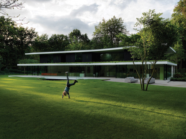 Villa L by Powerhouse Company and RAU in main architecture  Category