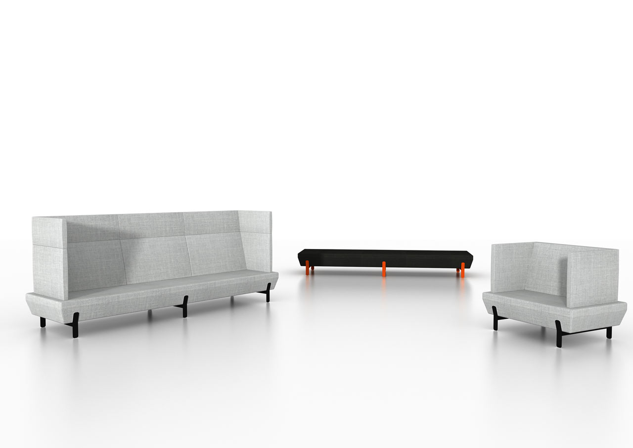 Platform by Arik Levy for Viccarbe