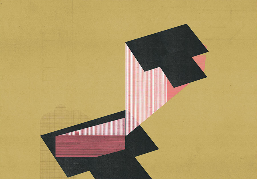 Art Prints and Collages by Jesús Perea