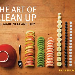 Giveaway: The Art of Clean Up Book + Container Store Gift Card
