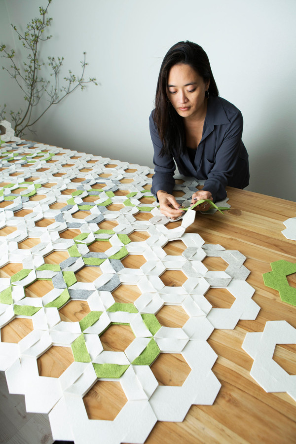 From Tech to Texture: Aurelie Tu of Craftedsystems in sponsor main home furnishings  Category