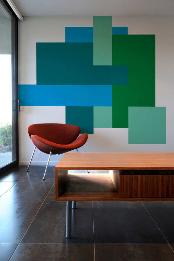 blik-mina-javid-wall-decals-modern-gemoetric-green