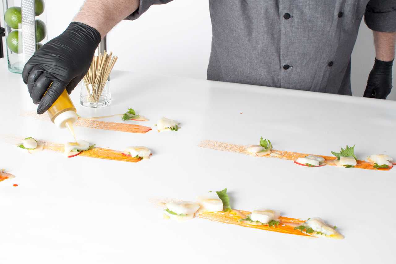 Chef's Table: A Recipe for Fun (+ A Recipe for Scallops!)