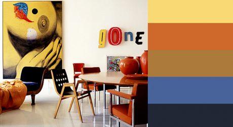 Photographer Bruno Suet's Colorful Interior Photos