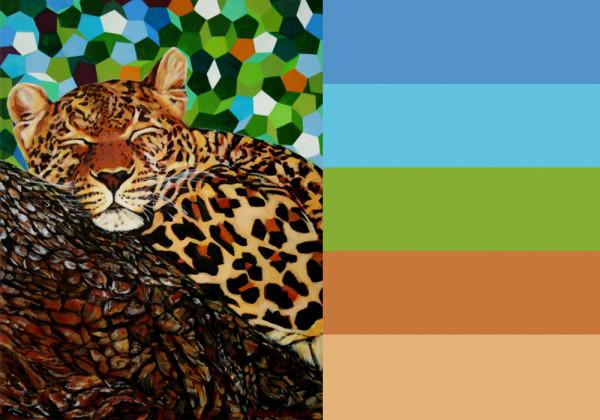Sairah Alis Acrylic Animal Paintings in main art  Category