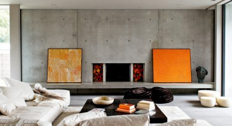 Interior Design Ideas: 12 Concrete Interiors