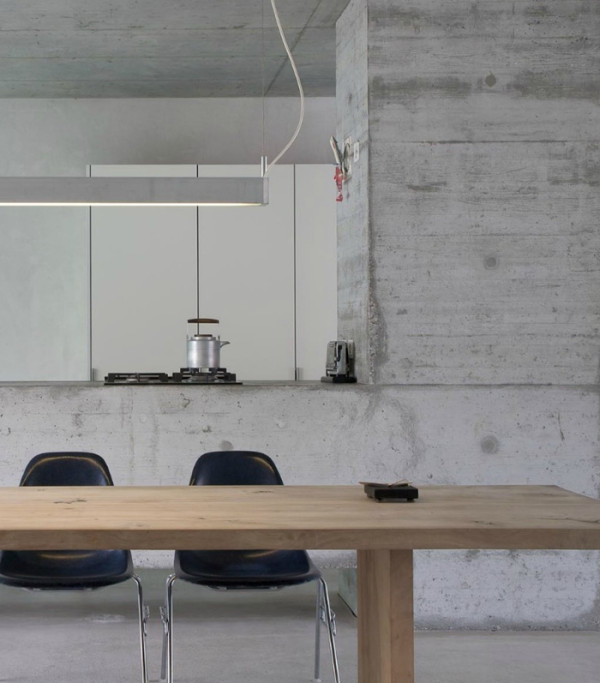 Concrete In Interior Design interior design ideas: 12 inviting concrete interiors - design milk